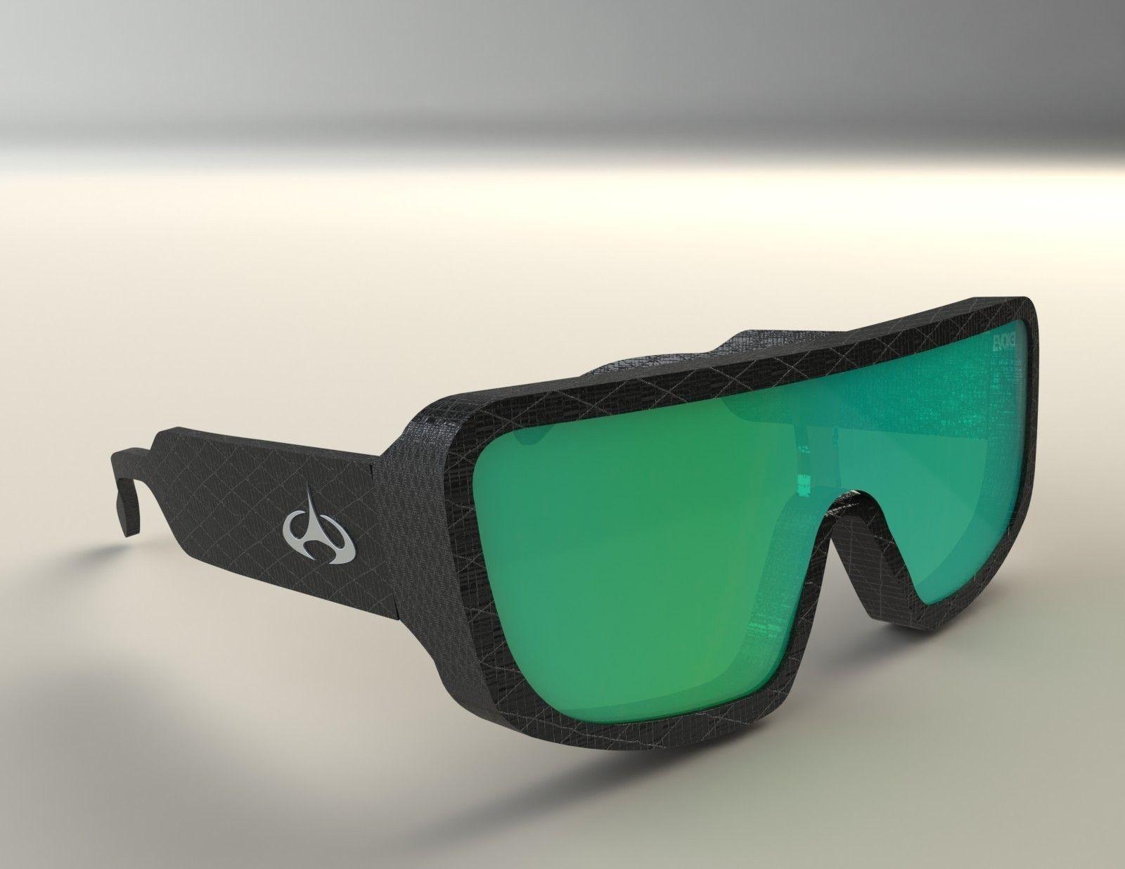 Evoke Amplifier Sunglasses shield