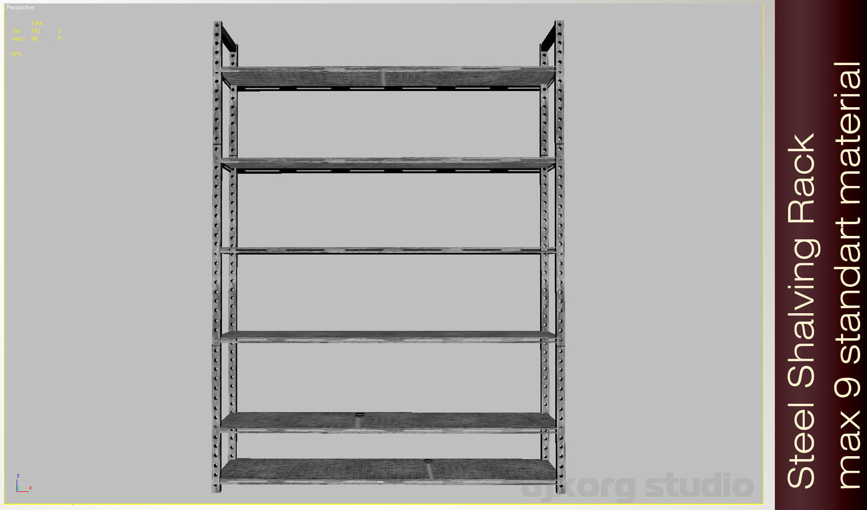 product loft industrial grey ardsley home bakers rack kathy kuo metal bookcase detail