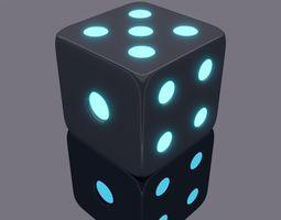 play 3D model Dice