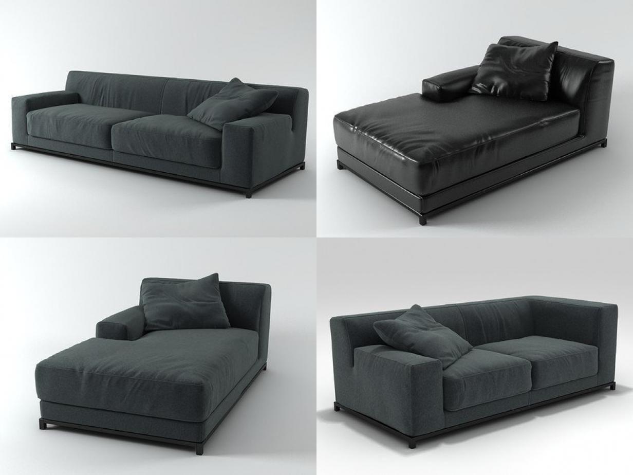 Freeman sofa system