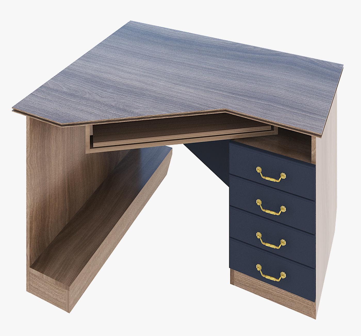 Furniture Computer Table  10D model
