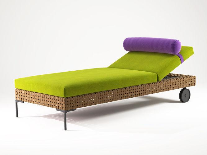 charles chaise lounge 3d model max obj mtl fbx c4d skp pdf 1