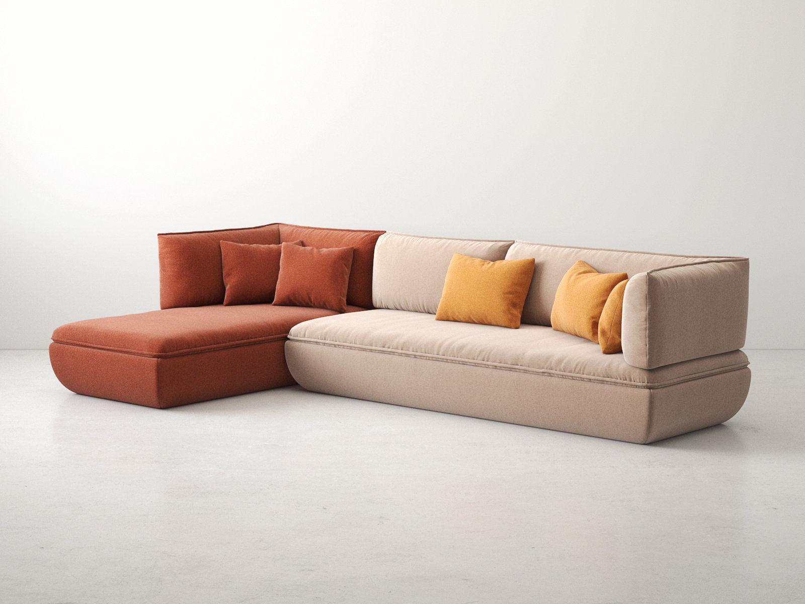 Mimic Modular Sofa Comp B