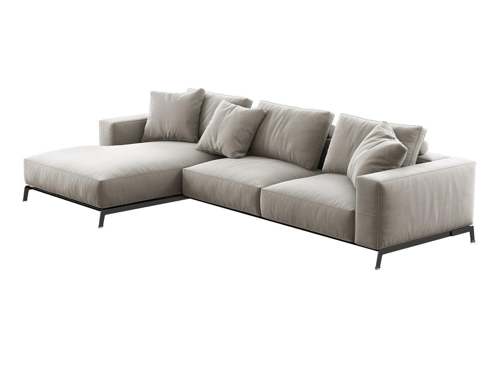 Ettore Corner Sofa