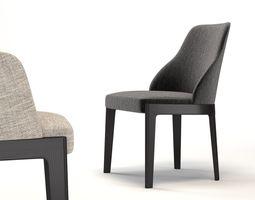 chelsea cse1 chair 3d model