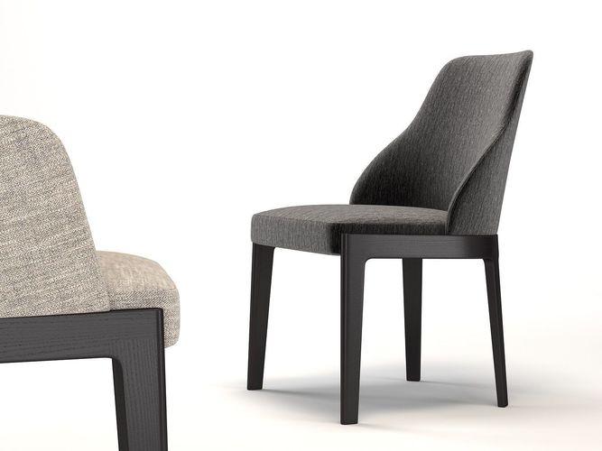 chelsea cse1 chair 3d model max obj mtl fbx c4d skp mxs 1