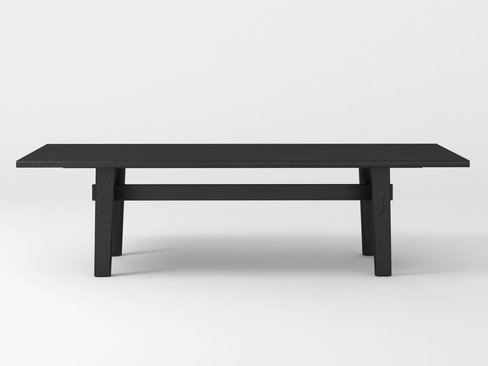 Home Hotel Rectangular Dining Table