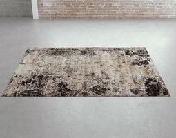 nilanda ni19 carpet 3d model