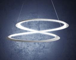 3d kepler pendant light