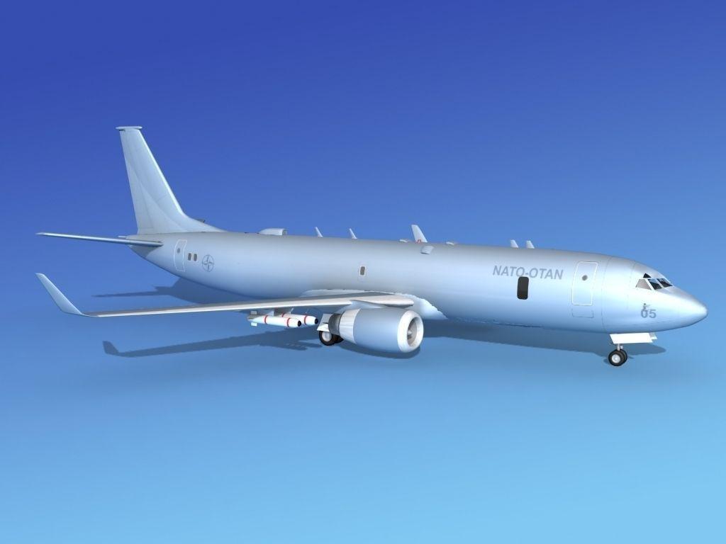 Boeing P-8 Poseidon NATO