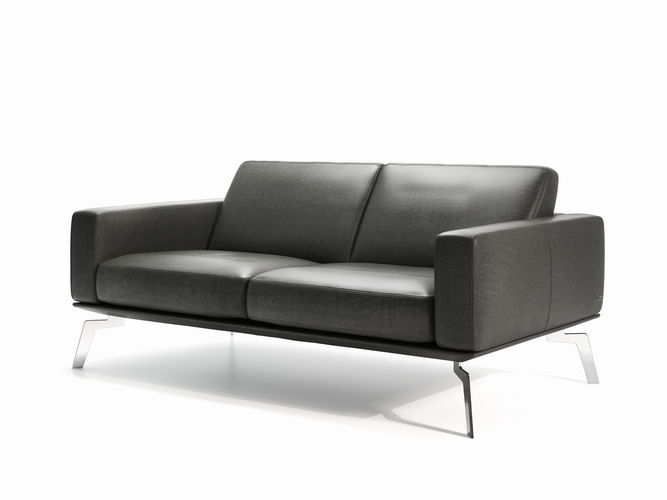 ds 87 2 seater sofa 3d model max obj mtl fbx c4d skp mxs 1