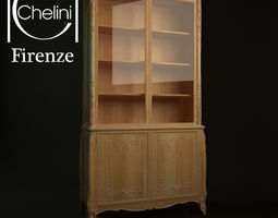 Buffet CHELINI Firenze 3D