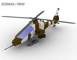 OH-1 KAWASAKI 3D asset