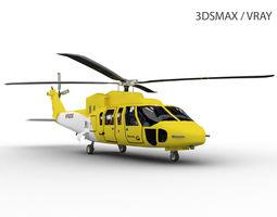 3D model S-76 SIKORSKY