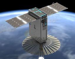 3d raincube satellite