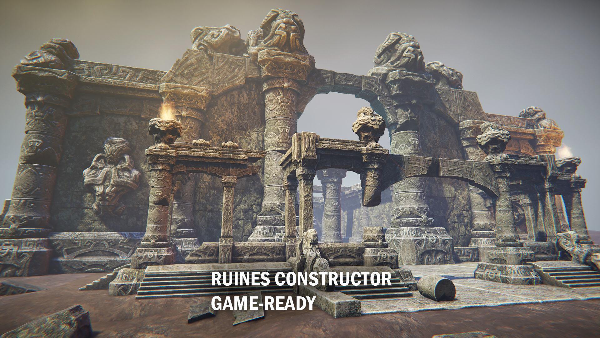 Ruins constructor