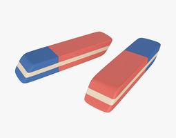 Eraser 3D model