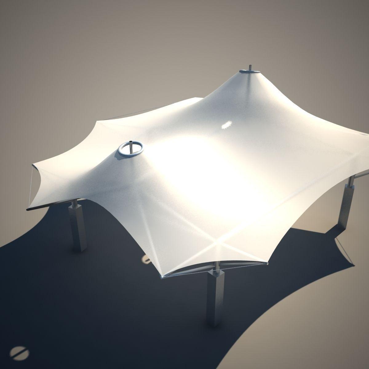 Membrane Tent Roof