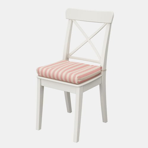 Incroyable Ikea Ingolf Chair With A Pillow Ulla May 3d Model Max Obj Mtl Fbx 1 ...