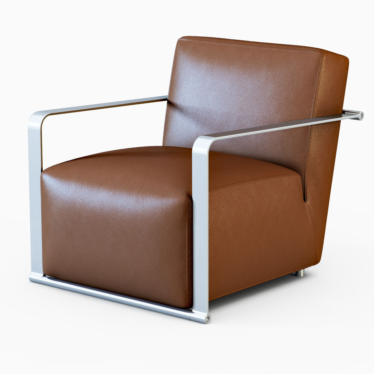 Armchair brando by david casadesus 3d model max cgtrader com