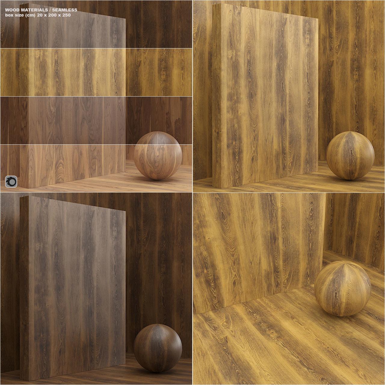 Material Wood Veneer Seamless Texture