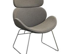 armchair Montola fashionforhome home24 3D polygon