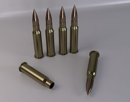 ammo weapons 3D model