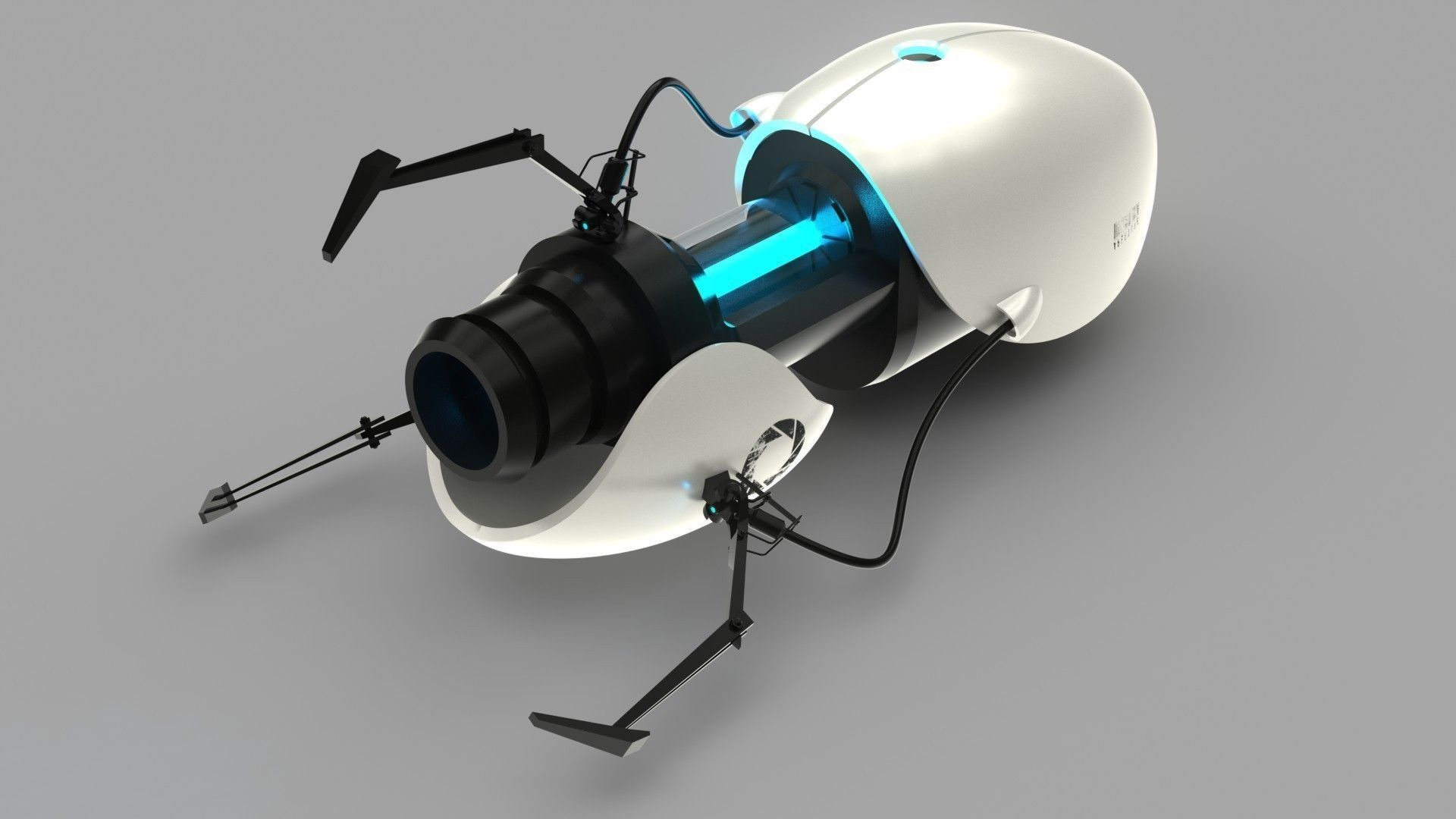 Image result for portal gun