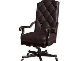 office chair Grandover Hooker 3D