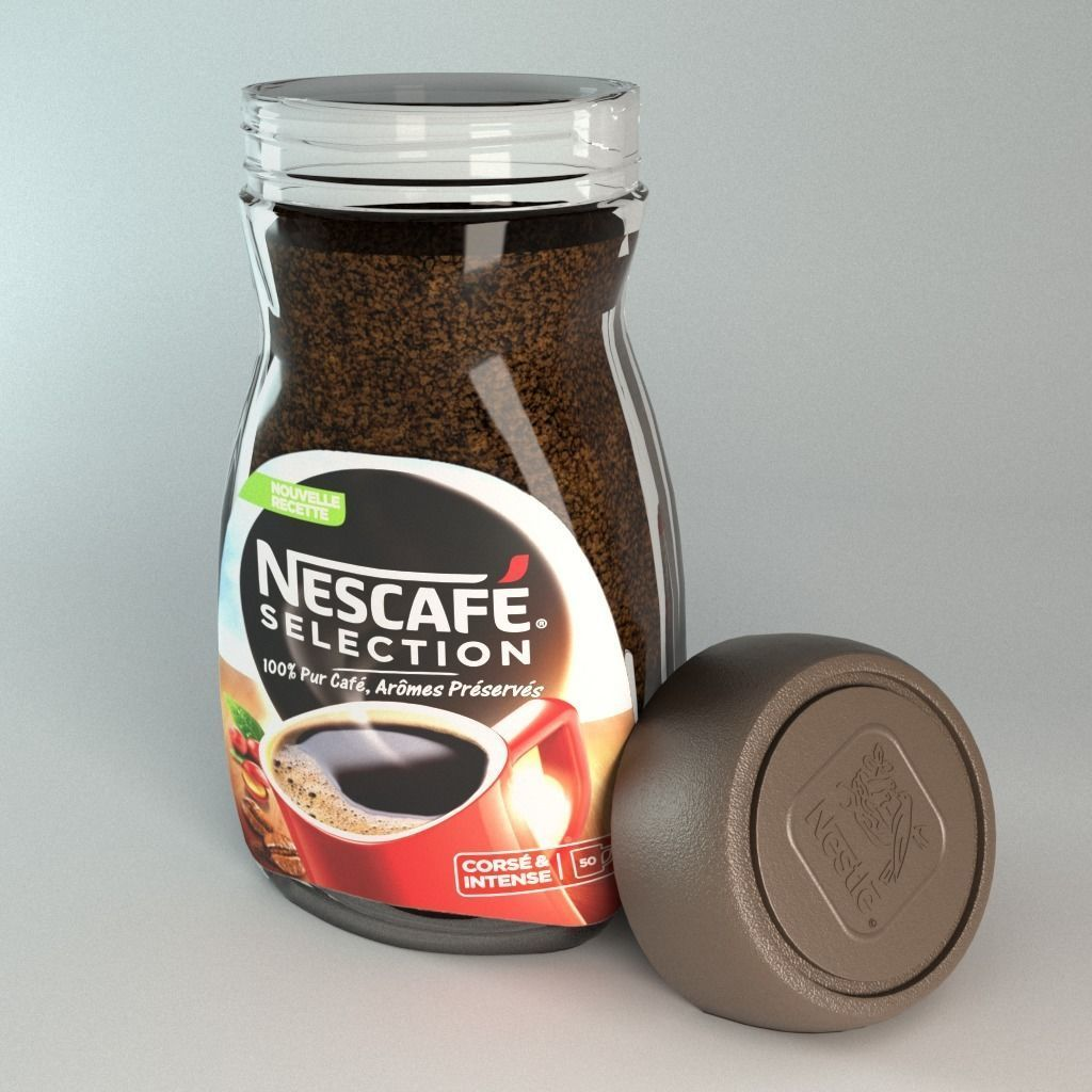 Nescafe Selection Coffee Container