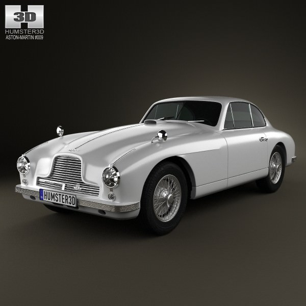 Aston Martin DB2 1950