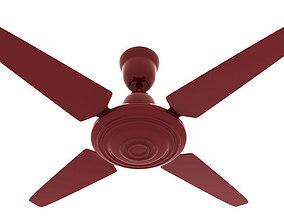 3D model low-poly Ceiling Fan
