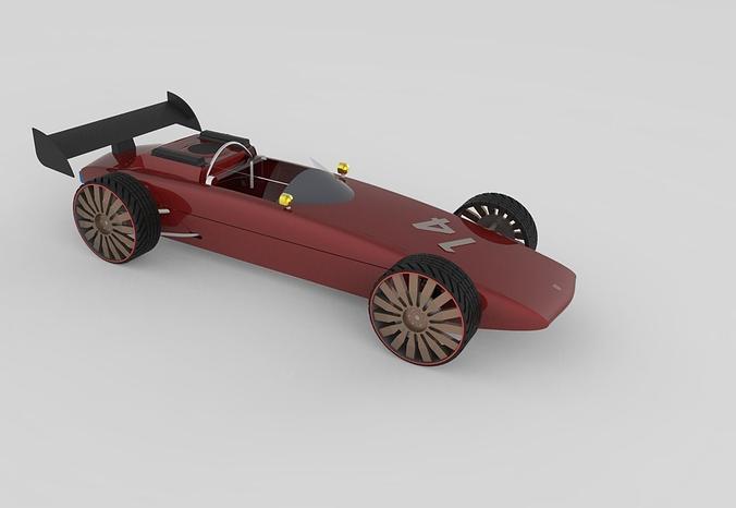 Vintage Formula 54