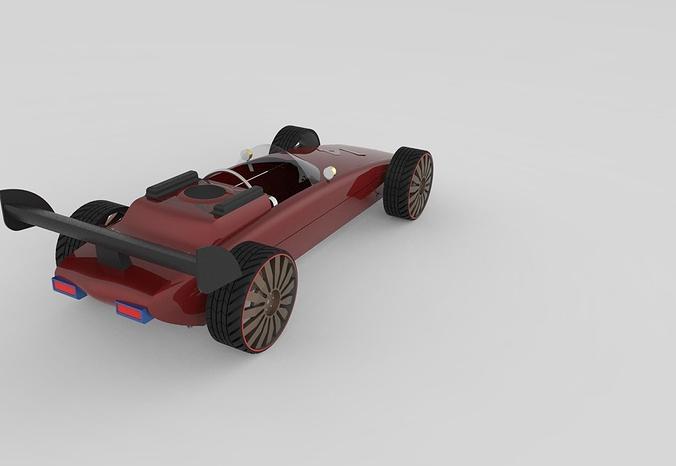 Vintage Formula 17