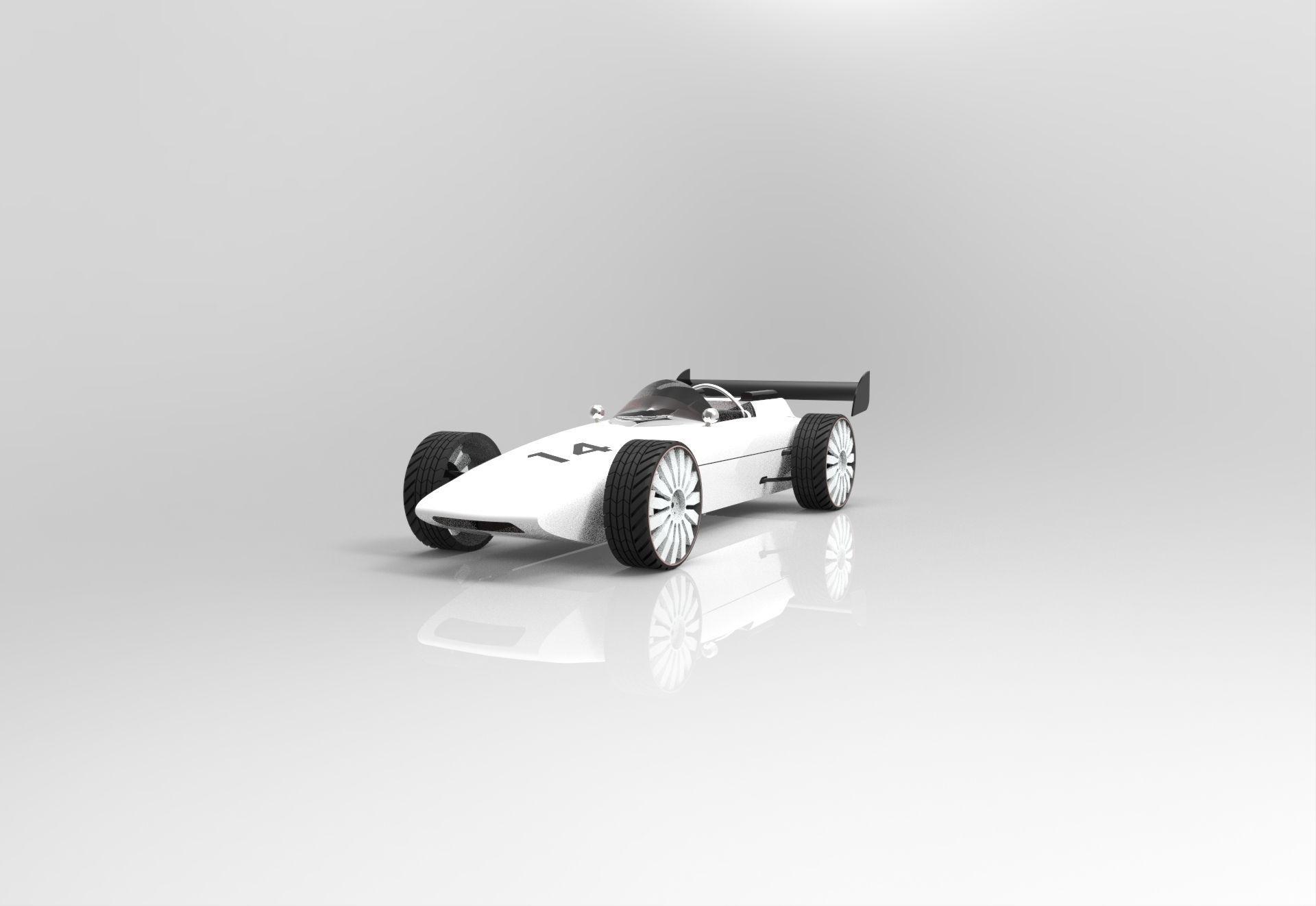 Vintage Formula 69