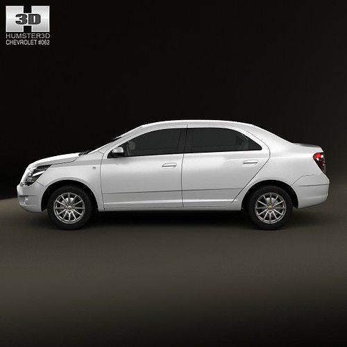 Chevrolet Cobalt 2012 3D model  CGTrader