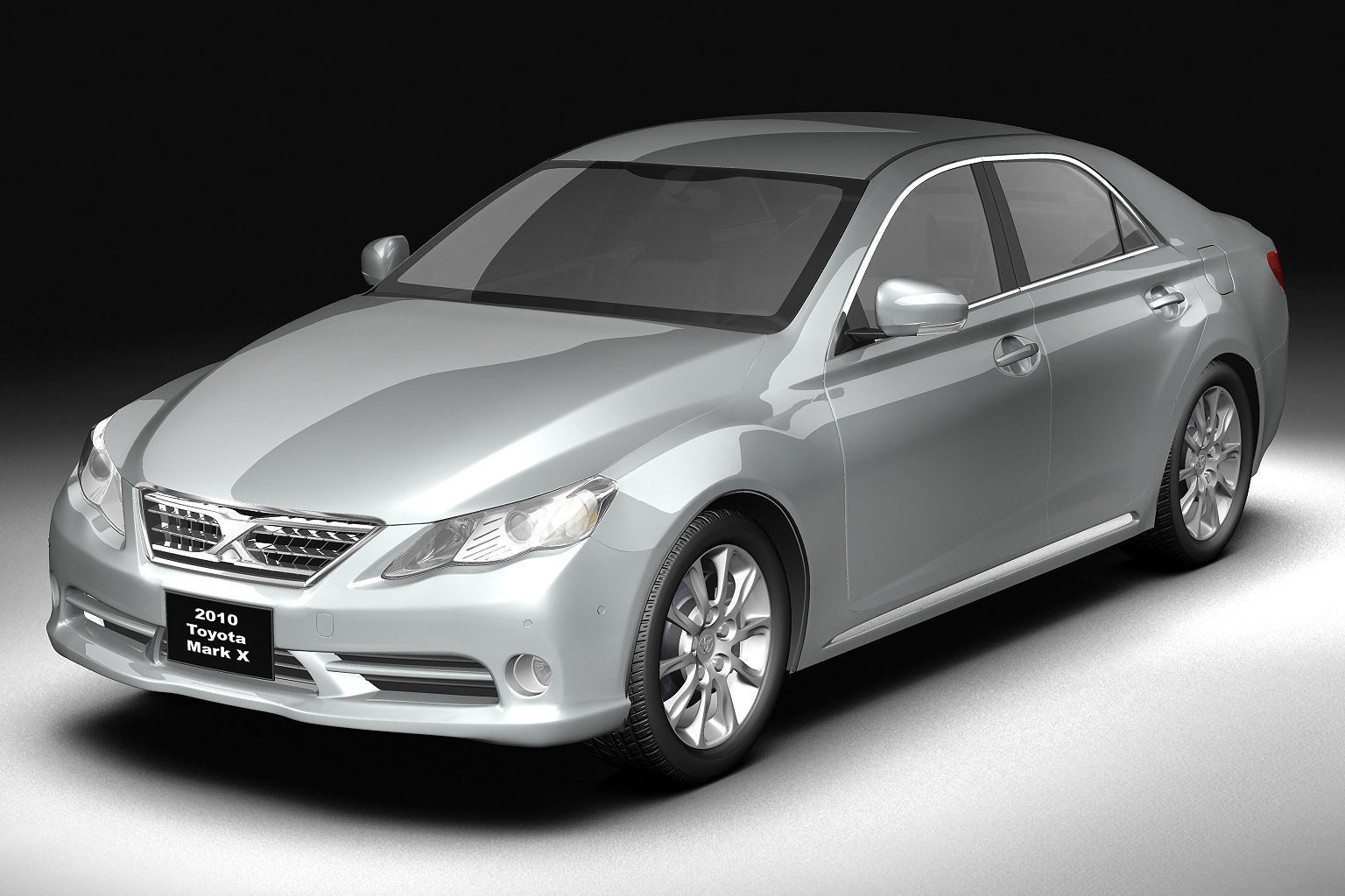 Toyota Mark X 2010