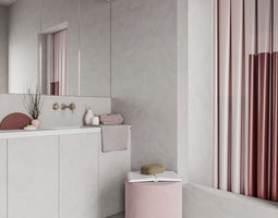 shower scene for cinema 4d and corona renderer 3d