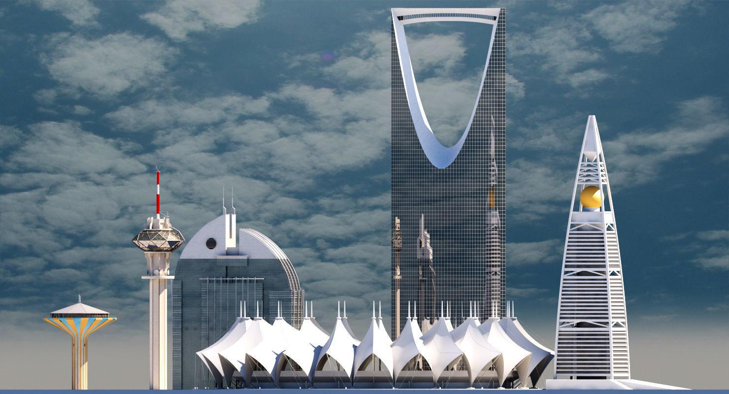 Riyadh Skyscrapers
