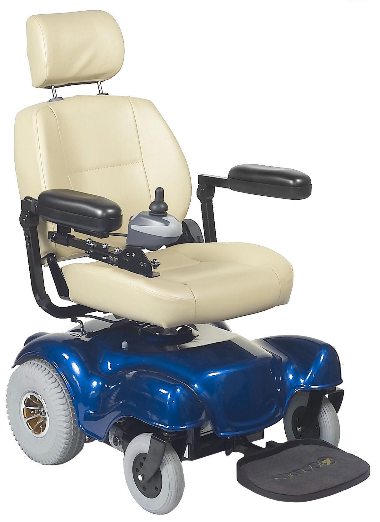 Servo Motor for Handicapped chair wheel free 3D model STL