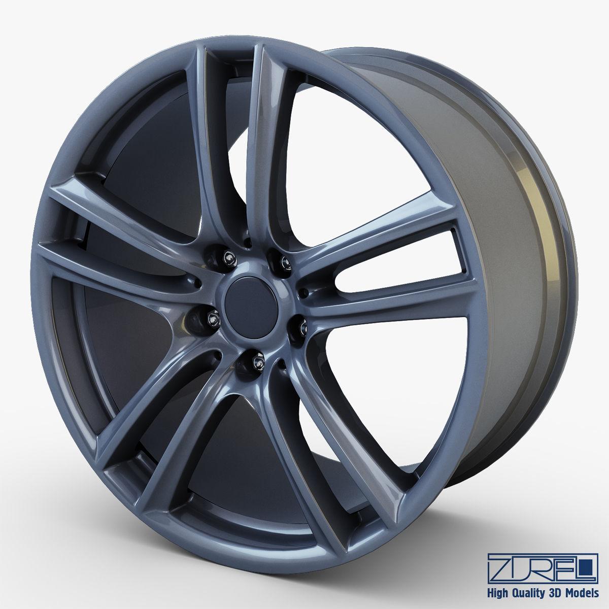 Style 303 wheel ferric gray Mid Poly