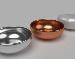 3D 3 in 1 bowl set