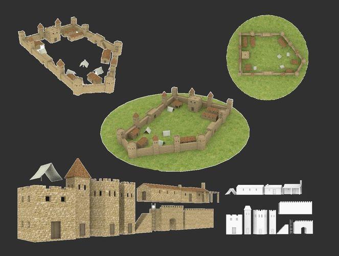 Ancient castle