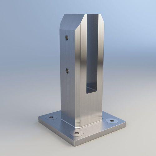 madrid  ss2205 square spigot 3d model max obj mtl 1