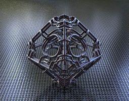 bro octahedron loop 3d print model