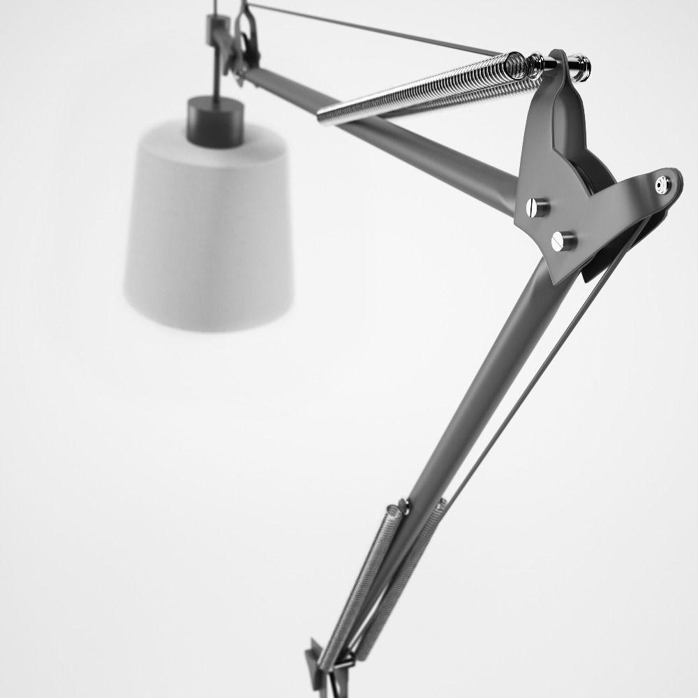 Boconcept Berlin Floor Lamp 3d Model Cgtrader