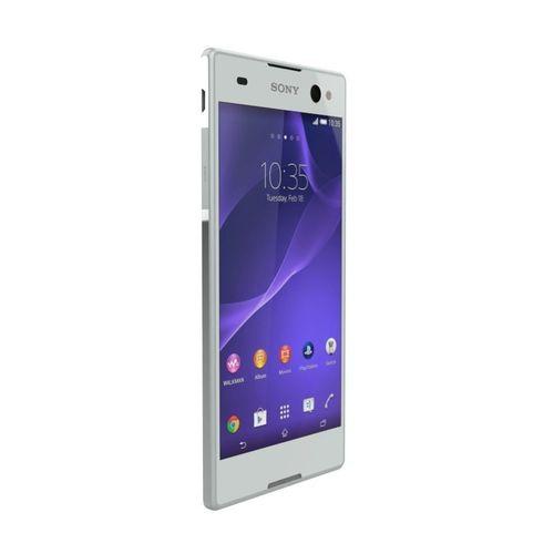 Sony xperia c3 gsm phone dual sim white 3d model sony xperia c3 gsm phone dual sim white 3d model obj fbx ma mb stl mtl reheart Images