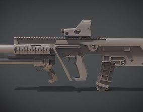 3D print model Mtar x - 95 sopmod