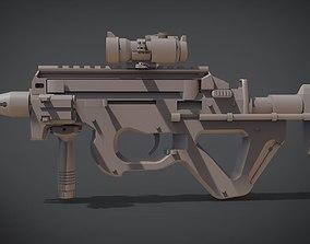 3D print model PDW 57