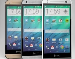 3D HTC One mini 2